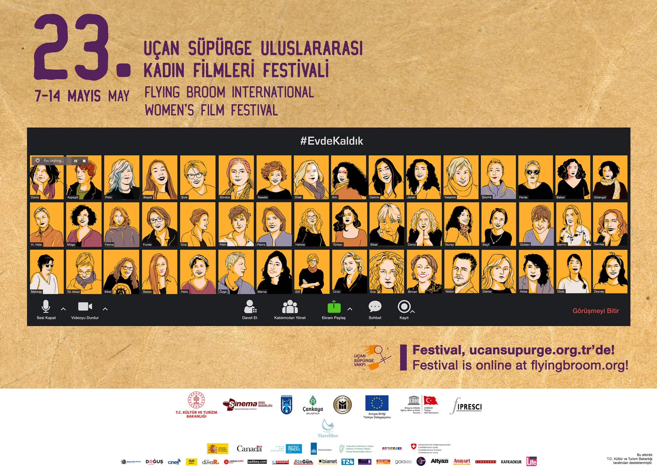 Festival Afişi